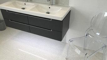 Minimalist Bathroom, Beaulieu Park Essex