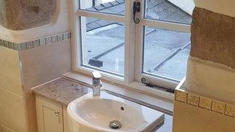 Minimalist Contemporary Bathroom