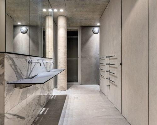 Bagni rivestiti in marmo simple piastrelle bagno with bagni