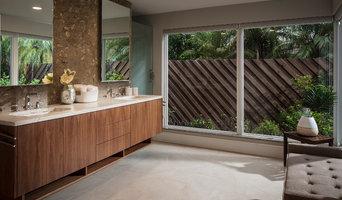 Minimalistic Sophistication in Pinecrest, FL