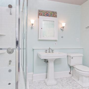 Minneapolis Classic Bathroom Remodel