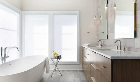 Your Guide to a Contemporary-Style Bathroom