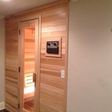 Minneapolis Lakeside Sauna