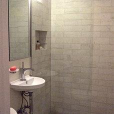 Traditional Bathroom by Debra Herdman Design