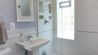 Minneapolis Victorian Bathroom Remodel