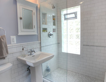Minneapolis Victorian Bathroom Remodel