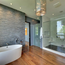 Contemporary Bathroom by Turnquist Design