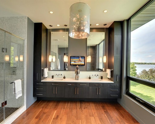Vanity Side Cabinets | Houzz