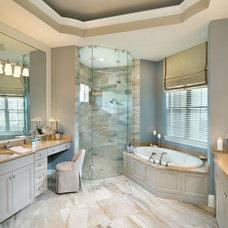 Eclectic Bathroom by Arthur Rutenberg Homes