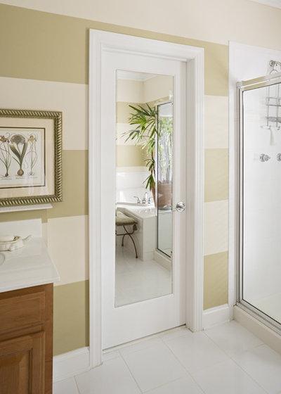 Modern Bathroom by HomeStory Doors of Orange County