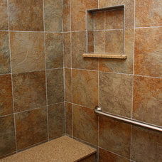 Traditional Bathroom by Philbin Construction & Remodeling