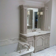 Traditional Bathroom by Prestigious Home Designs Remodeling