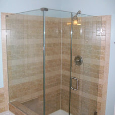 Traditional Bathroom by MCW Construction