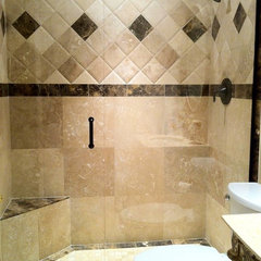traditional bathroom by Marketplace Fabrics, Decor & More, Inc.