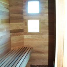 Traditional Bathroom by Torre Reich Construction
