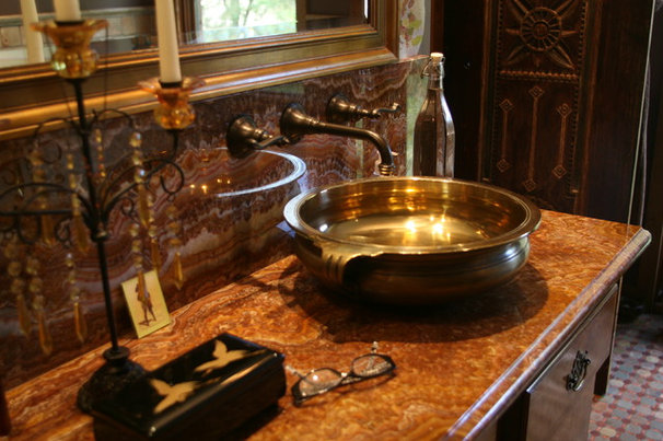 Eclectic Bathroom by Irene Turner: Real Estate Sonoma Style™