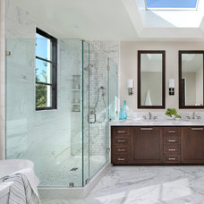 Traditional Bathroom by Clarum Homes