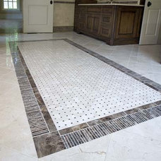 Bathroom by Mission Stone Tile