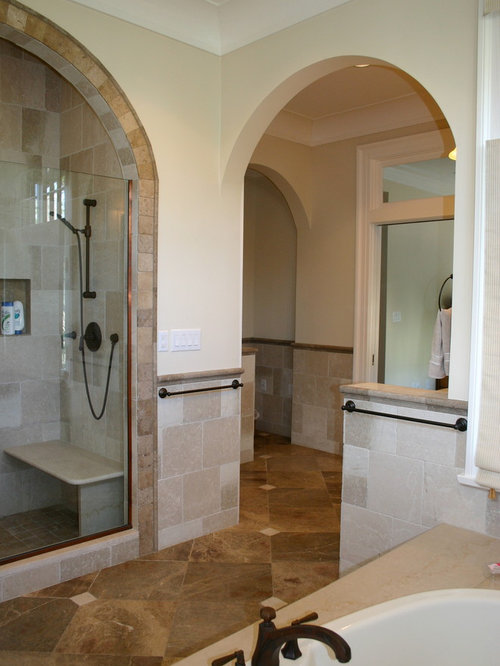 Best Southwestern New Orleans Bathroom Design Ideas Remodel Pictures Houzz