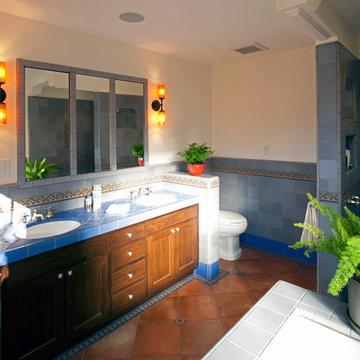 Mission Style Bath