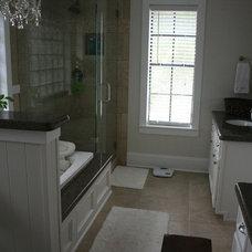 Traditional Bathroom misty williston