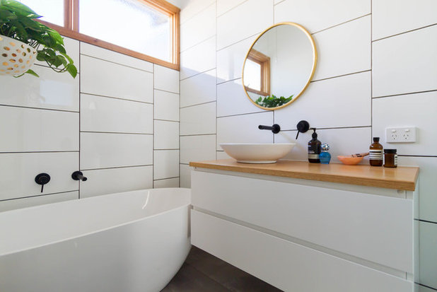Modern Bathroom by The Kitchen Design Centre