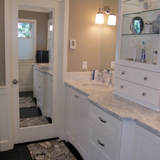 Traditional Bathroom Mitchell Master suite remodel