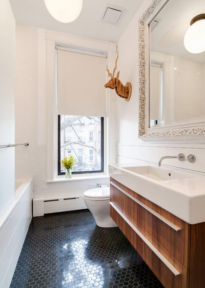 Contemporary Bathroom by Dooley Images