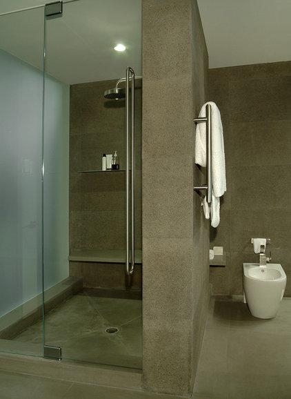 Contemporary Bathroom by Troy Dean Interiors