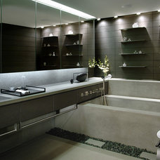 Contemporary Bathroom by Troy Dean Interiors