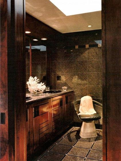 Contemporary Bathroom by Michael J. Moore