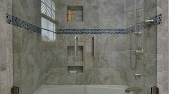 Mobile Glass Custom Shower Glass Doors