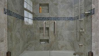 Mobile Glass Custom Shower Glass Doors