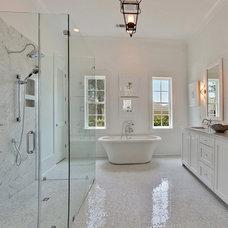 Traditional Bathroom by Bmac Interiors, LLC