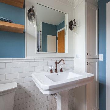 Modern 1920s Bathroom
