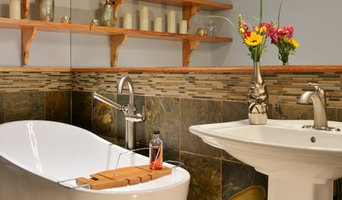Modern and Transitional Bathrooms