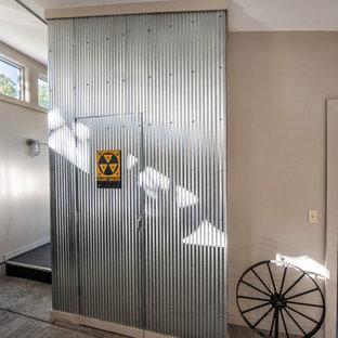 Bathroom - industrial bathroom idea in Other