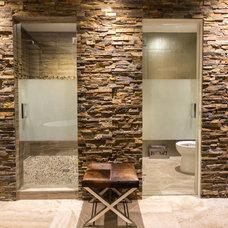 Contemporary Bathroom by Fresh Floor, Kitchen & Bath