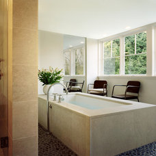 Contemporary Bathroom by Specht Harpman Architects