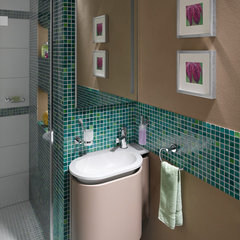 modern bathroom storage by Innovative Product Sales International