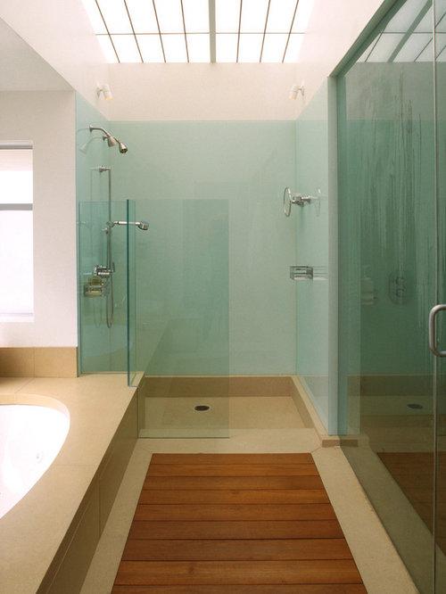 Bathroom design ideas renovations photos with an for Bathtub materials
