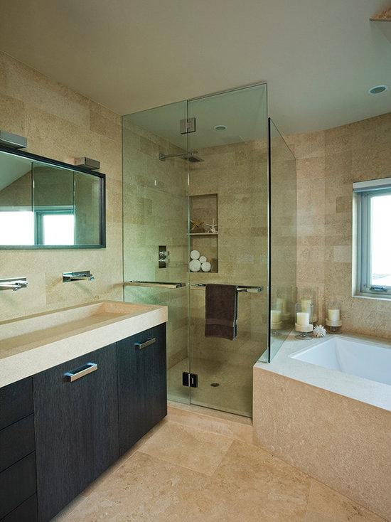 saveemail modern bathroom