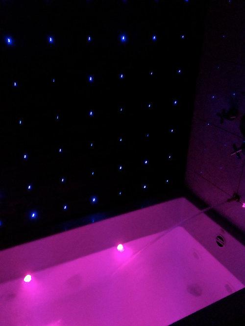 Bathroom Led Lighting Design : Led shower light houzz