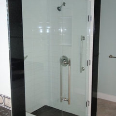 modern bathroom by John Whipple - By Any Design ltd.