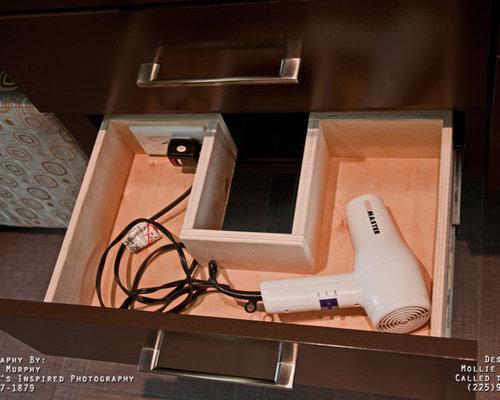 Stanza da bagno moderna new orleans foto idee arredamento - Stanze da bagno moderne ...