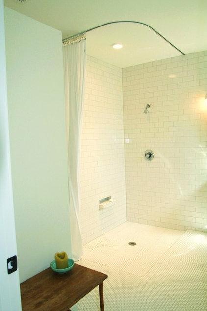 Modern Bathroom by Cass Cheesar Architects, LLC