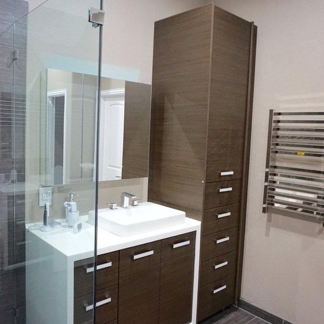 Image Result For Modern Bathroom Cabinets
