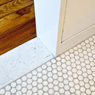 Bathroom - modern bathroom idea in Louisville