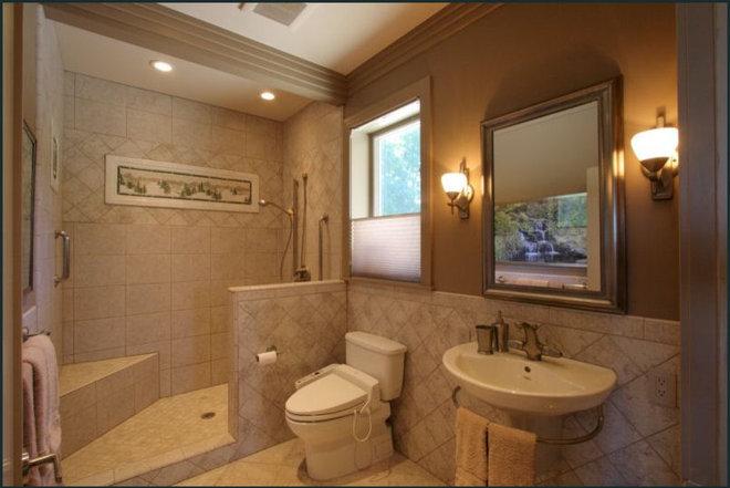 modern bathroom by diane plesset cmkbd ncidq c a p s