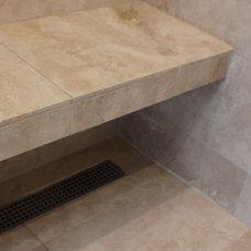 Modern Bathroom by Dufour Design LLC
